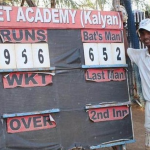 Schoolboy tops 1 000 runs