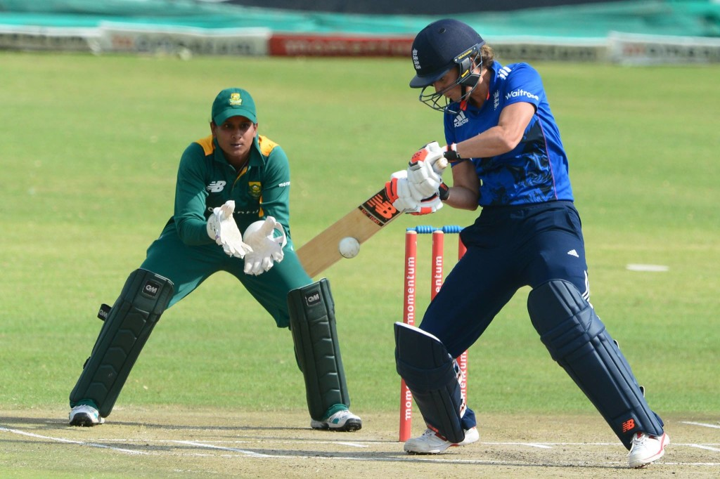 England women take the series