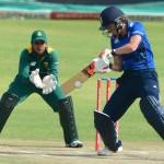 England women take the series