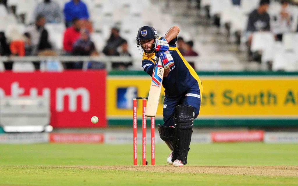 Second century steers Knights to victory