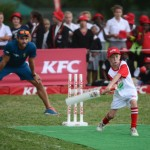Proteas vs Mini Cricket kids