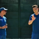 Dale Steyn and Kyle Abbott