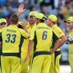 Australia seal series victory