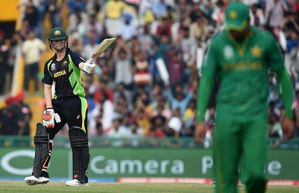 Australia dump out Pakistan
