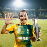 Sune Luus the big gainer in latest WT20I rankings