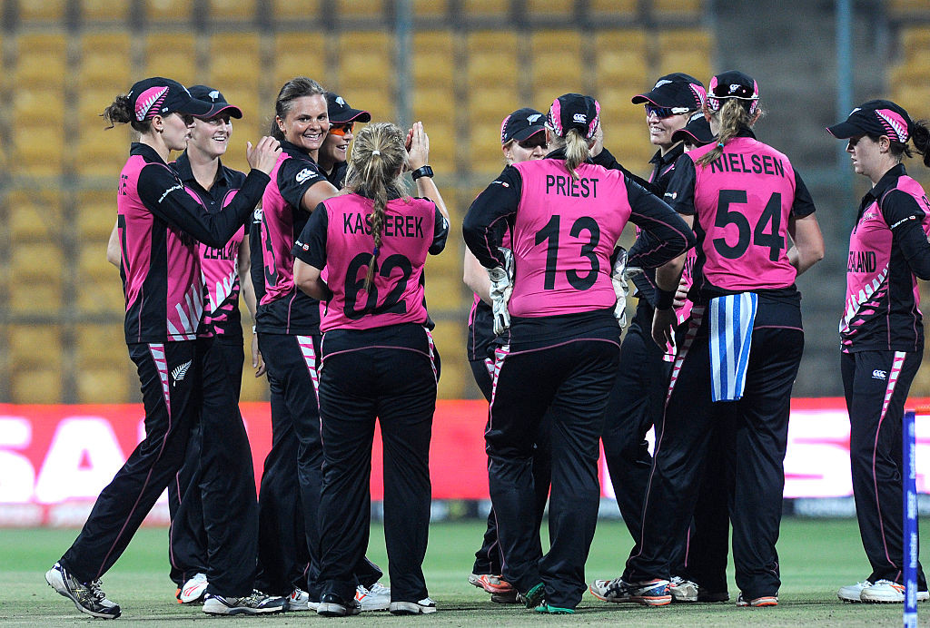 NZ women eliminate SA women
