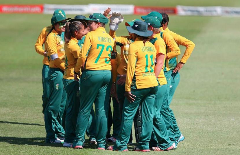 SA women take the lead