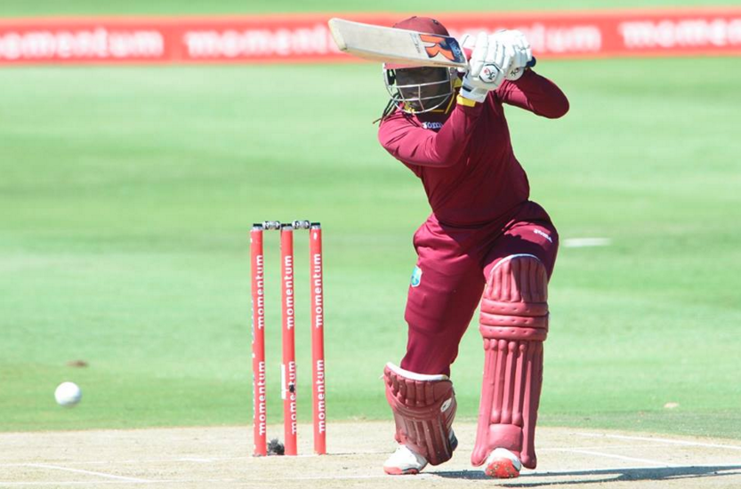 Windies women level series