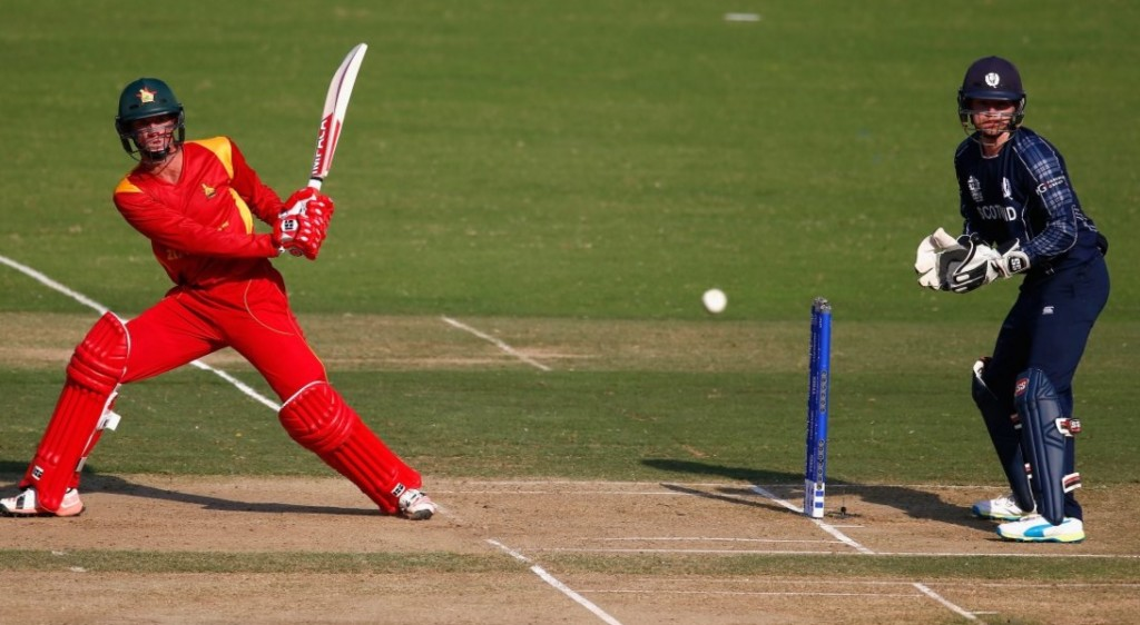 Afghanistan set up Zim clash