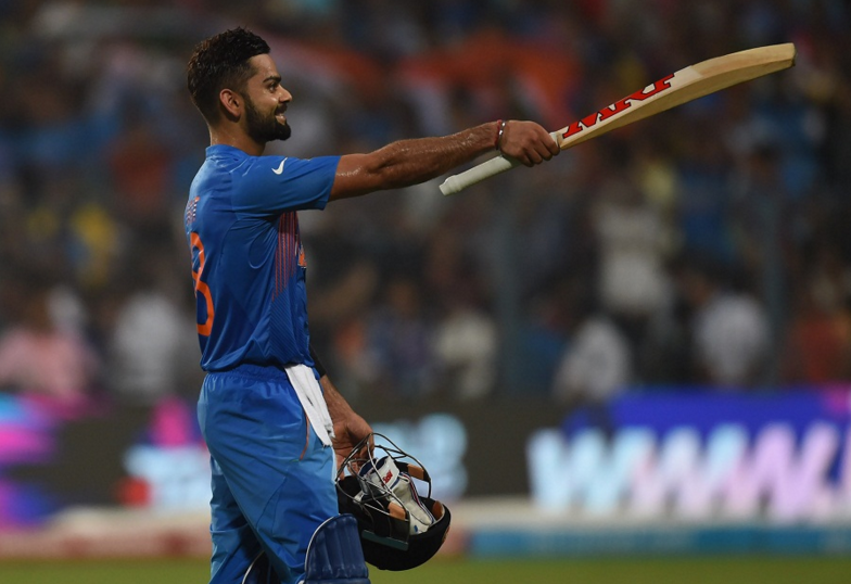 Kohli leads India's comeback