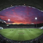 Curtain closes on day-night Test