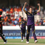 Morkel bags two wickets for KKR
