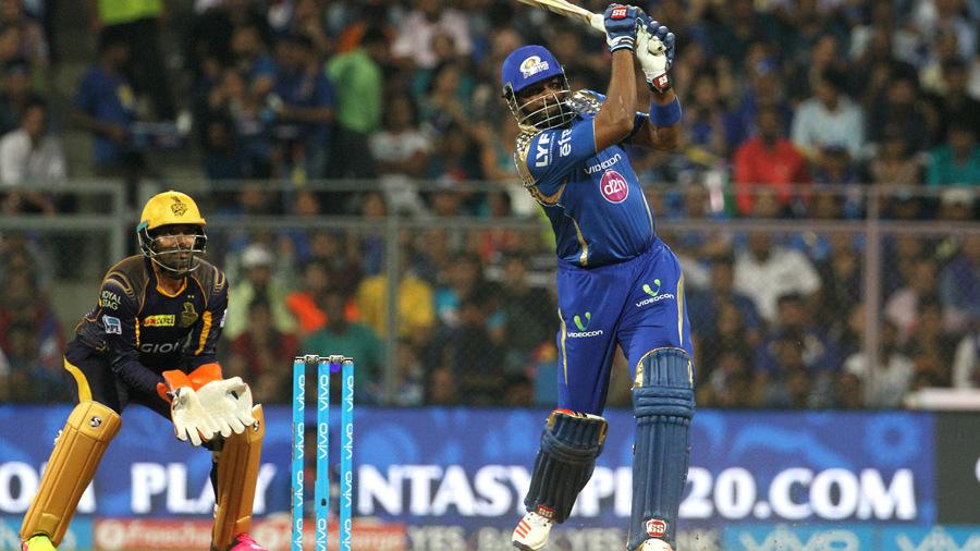Sensational Pollard leads Mumbai to victory, despite Faf 50