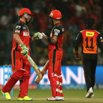 AB to lead RCB