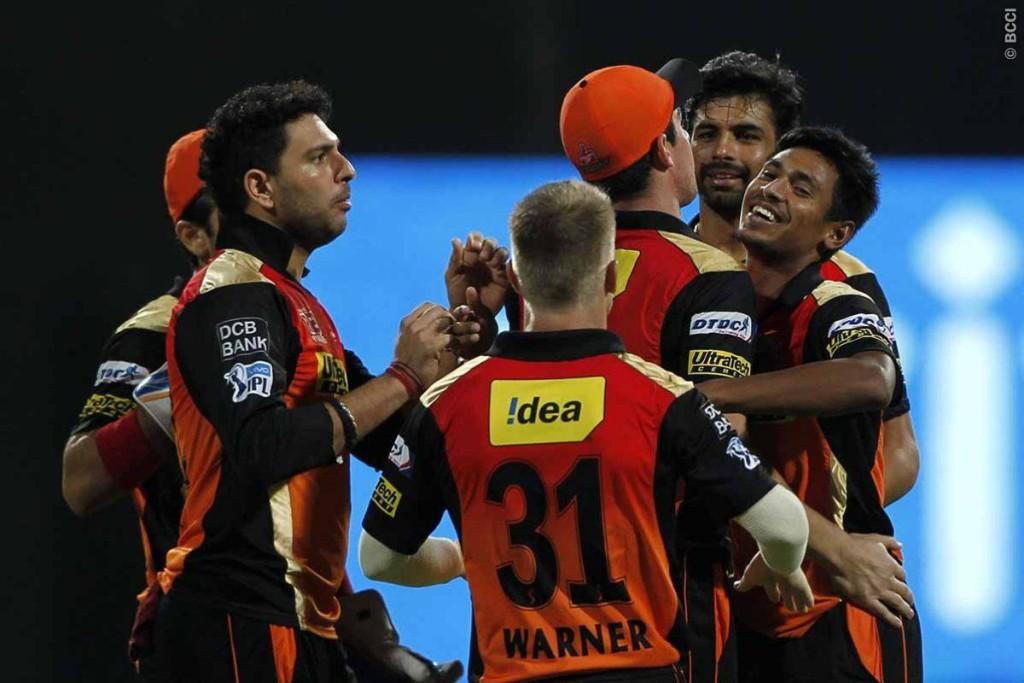 Sunrisers stun RCB to take IPL crown