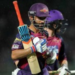 Supergiants win in the wet