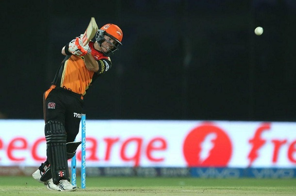 Sunrisers smash Capitals