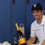 10 000 up for Cook