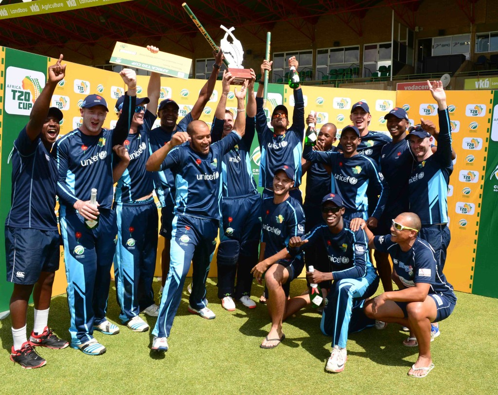 2016 Africa T20 Cup draw announced