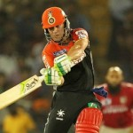 AB's blast sets up RCB win