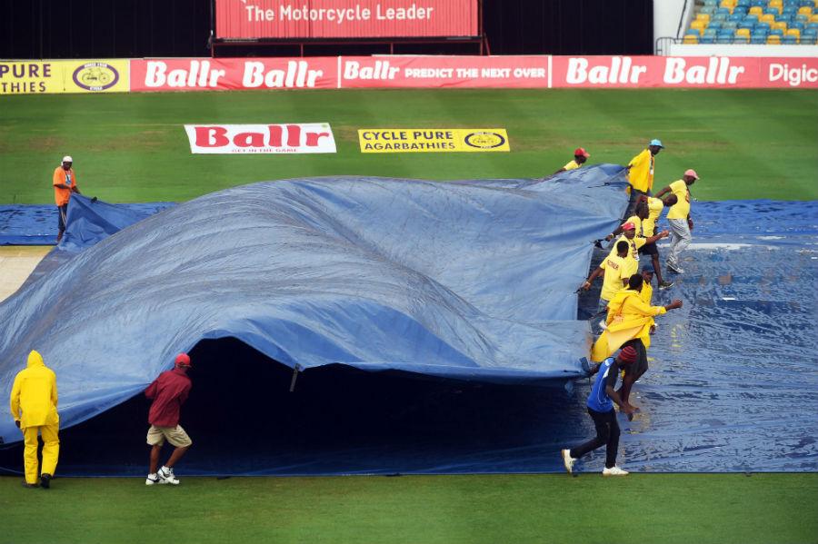 Rain dampens AB's 200th ODI