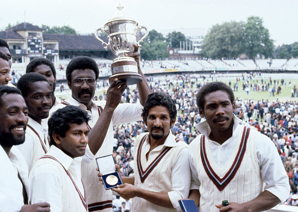 West Indies win inaugural WC