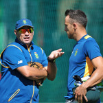 High fives for Du Plessis and Domingo