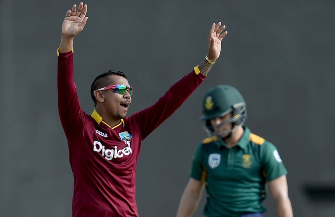 Narine guides Windies to victory