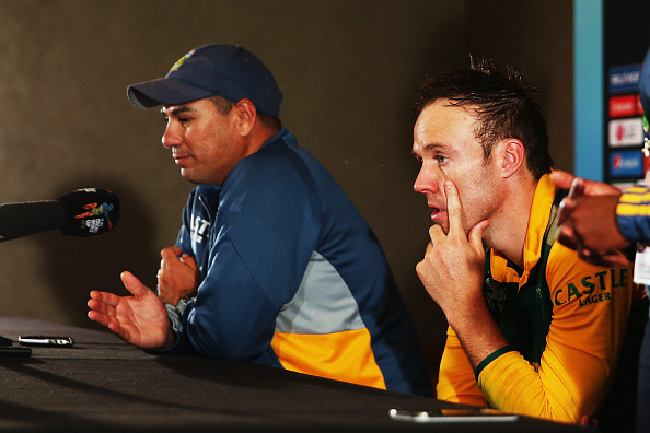 Coaching staff 'best in the world' – AB