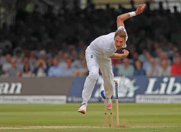 Broad praises 'skilful' Pakistan bowlers