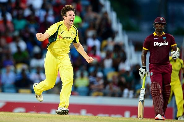 Marsh impresses for Australia in win over Windies