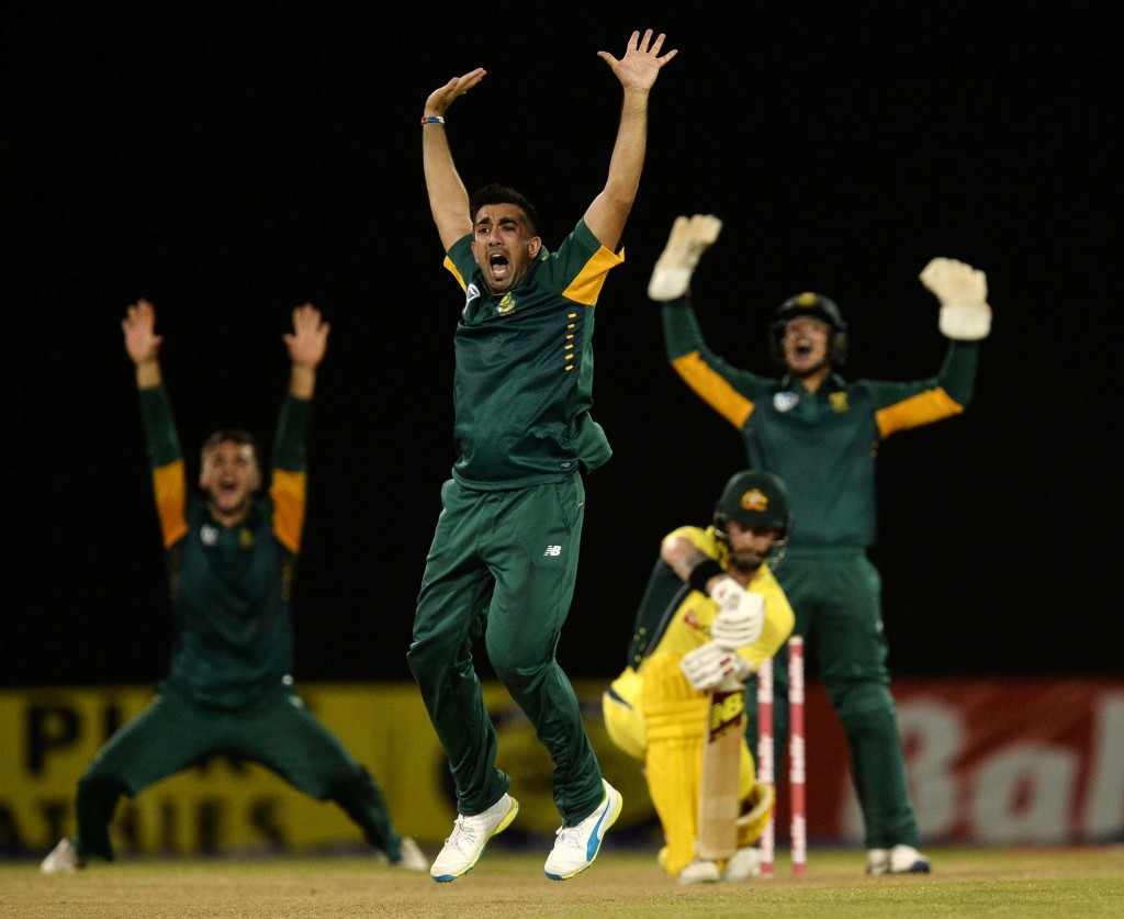 Spinners spark Proteas to life