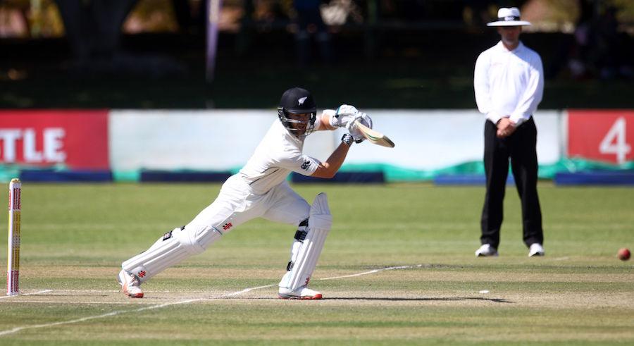Williamson denied record, but NZ dominate