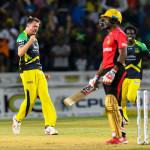 Steyn stars in Jamaica win