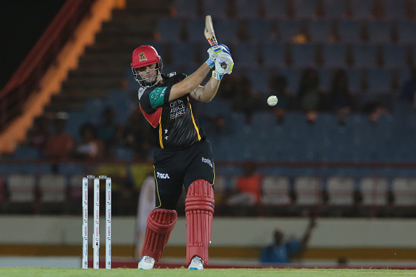 St Kitts frustrate Trinbago