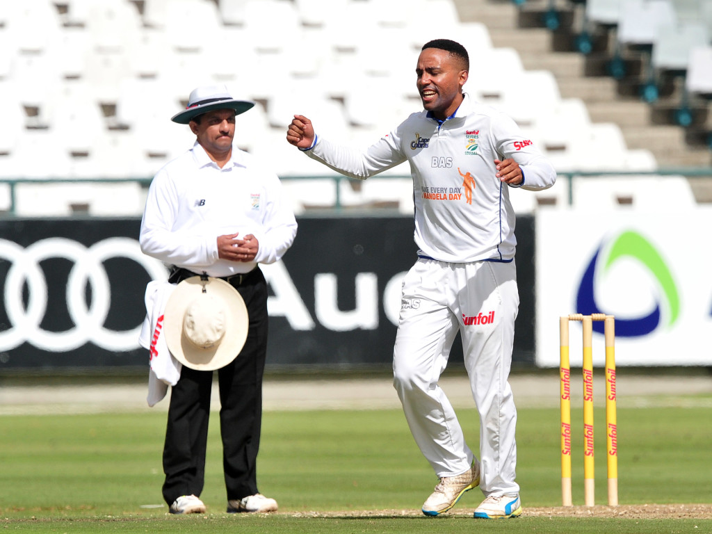 SA A wrap up clinical victory