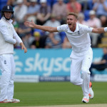 Broad a doubt for Tests against SA