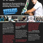 IXU Sport team up with Titans