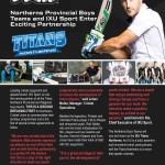 IXU Sport team up with Titans