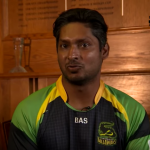 Six second challenge: Sangakkara
