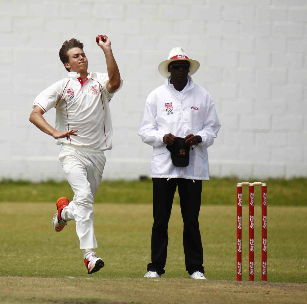 SA U19s take slender lead