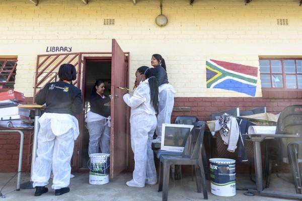 Lions commemorate Mandela Day