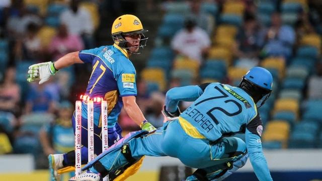 AB and Pooran set up victory