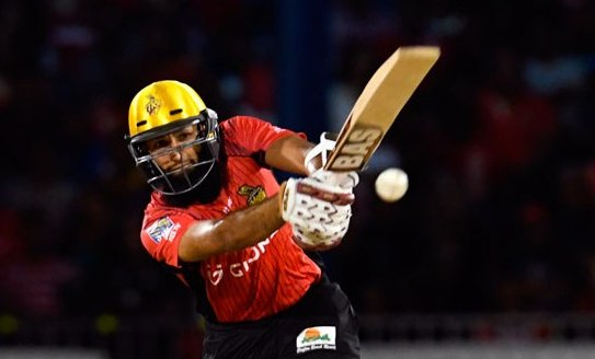 Amla on a roll in CPL
