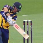 All-round Ingram fires Glamorgan into semis