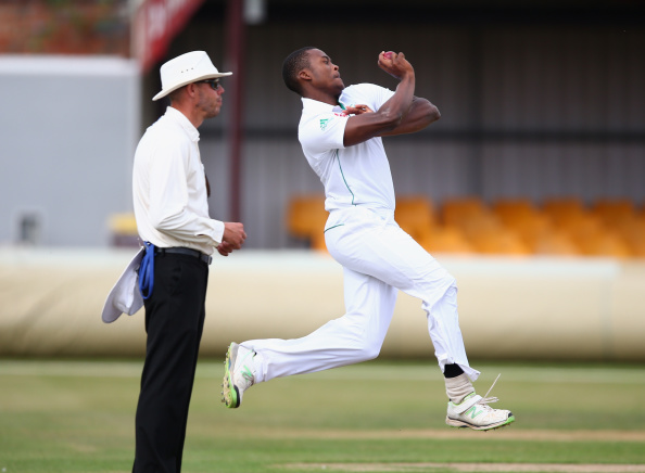 Pink ball was difficult – Phehlukwayo