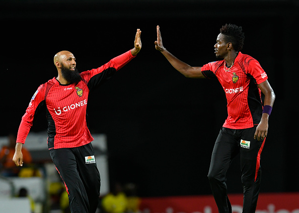 Amla's Trinbago progress