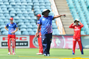 Taking professional cricket to the townships