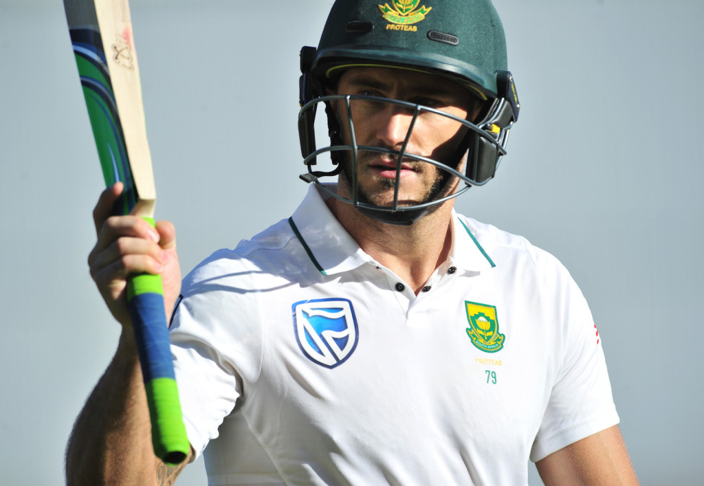 We expect a grafting day - Faf