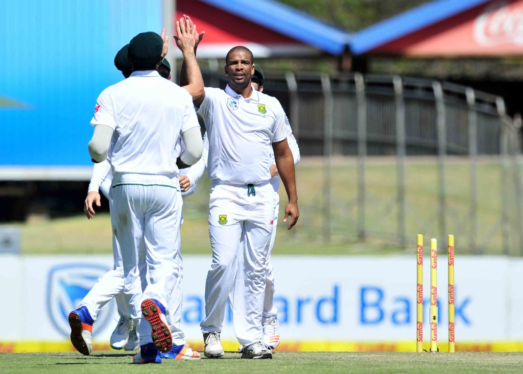 Proteas lead by 372